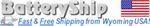 batteryship.com Logo