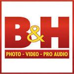 B&H Photo Logo