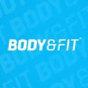 body & fit fr Logo