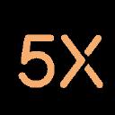 Flex5x Logo