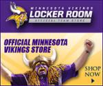 Minnesota Vikings Team Store Logo