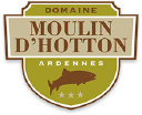 Moulindehotton.be Logo