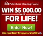 Publishers Clearing House Logo