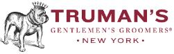 Truman's Gentleman's Groomers Logo