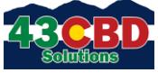 43 CBD Solutions Logo