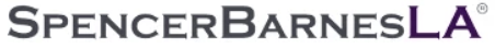 Spencer Barnes LA Logo