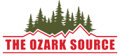 The Ozark Source Logo