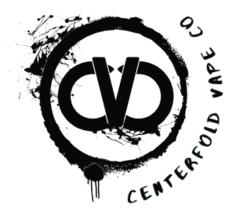 Centerfold Vape Co Logo