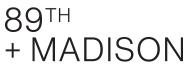89th + Madison Logo