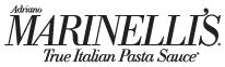 Adriano MARINELLI'S True Italian Pasta Sauce Logo