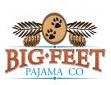 Big Feet Pajama Co Logo