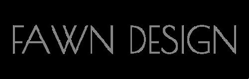 Fawn Design Logo
