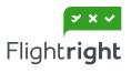 Flightright UK Logo