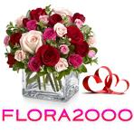 flora2000 Logo