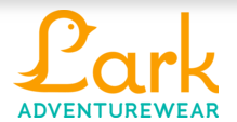 Lark Adventurewear Logo