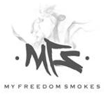 My Freedom Smokes Logo