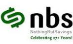 NothingButSavings Logo