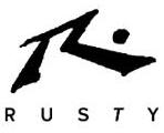 Rusty Australia Logo