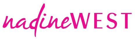 Nadine West Logo