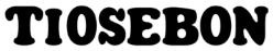 TIOSEBON Logo