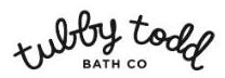 Tubby Todd Bath Co Logo