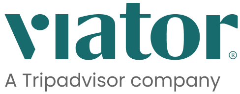 Viator, A TripAdvisor Company Logo