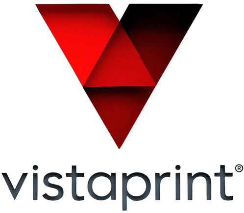 Vistaprint Masks CA Logo