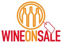 Wine On Sale Logo